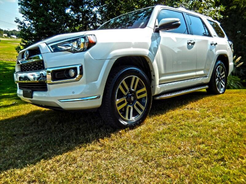 2015 Toyota 4Runner Limited 4WD V6