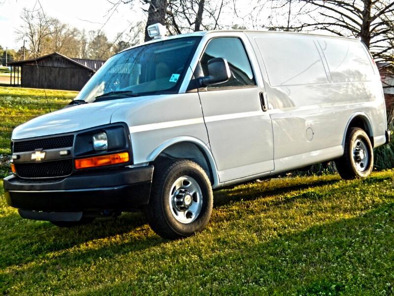 Chevrolet Express 2500 Cargo 2011