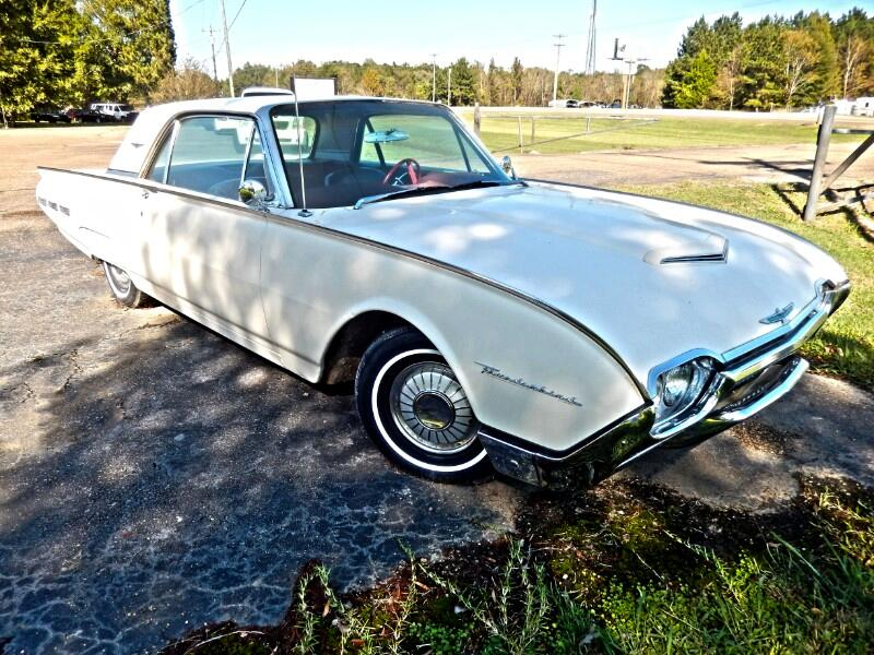 Ford Thunderbird 2dr Conv w/Hardtop Deluxe 1962