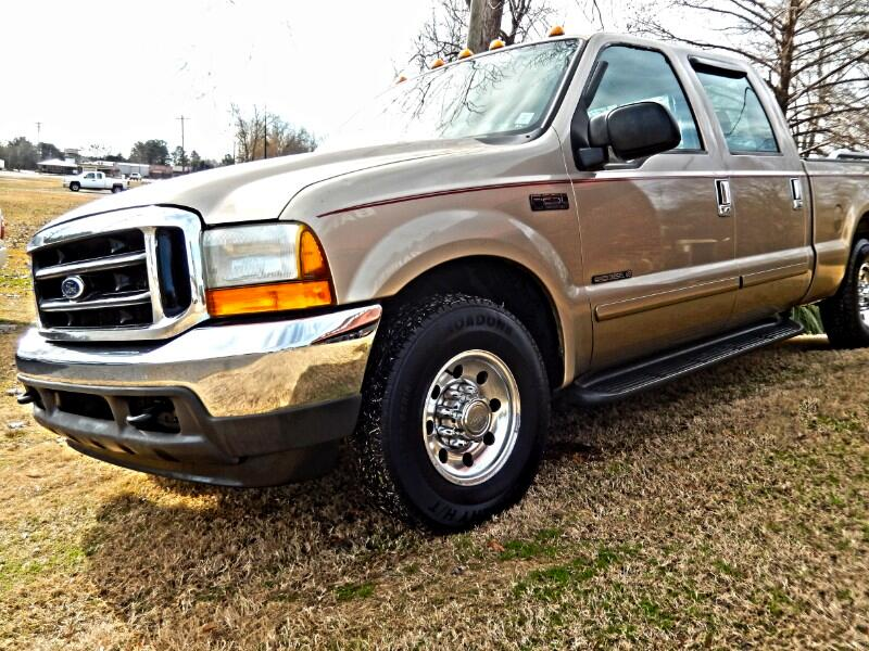 Ford F-250 SD Lariat Crew Cab Short Bed 2WD 2001