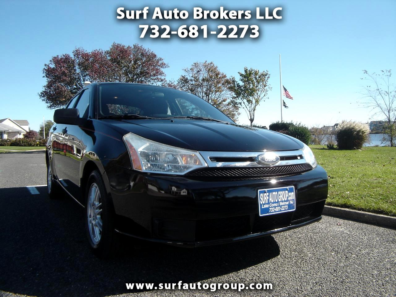 2011 Ford Focus SE Sedan