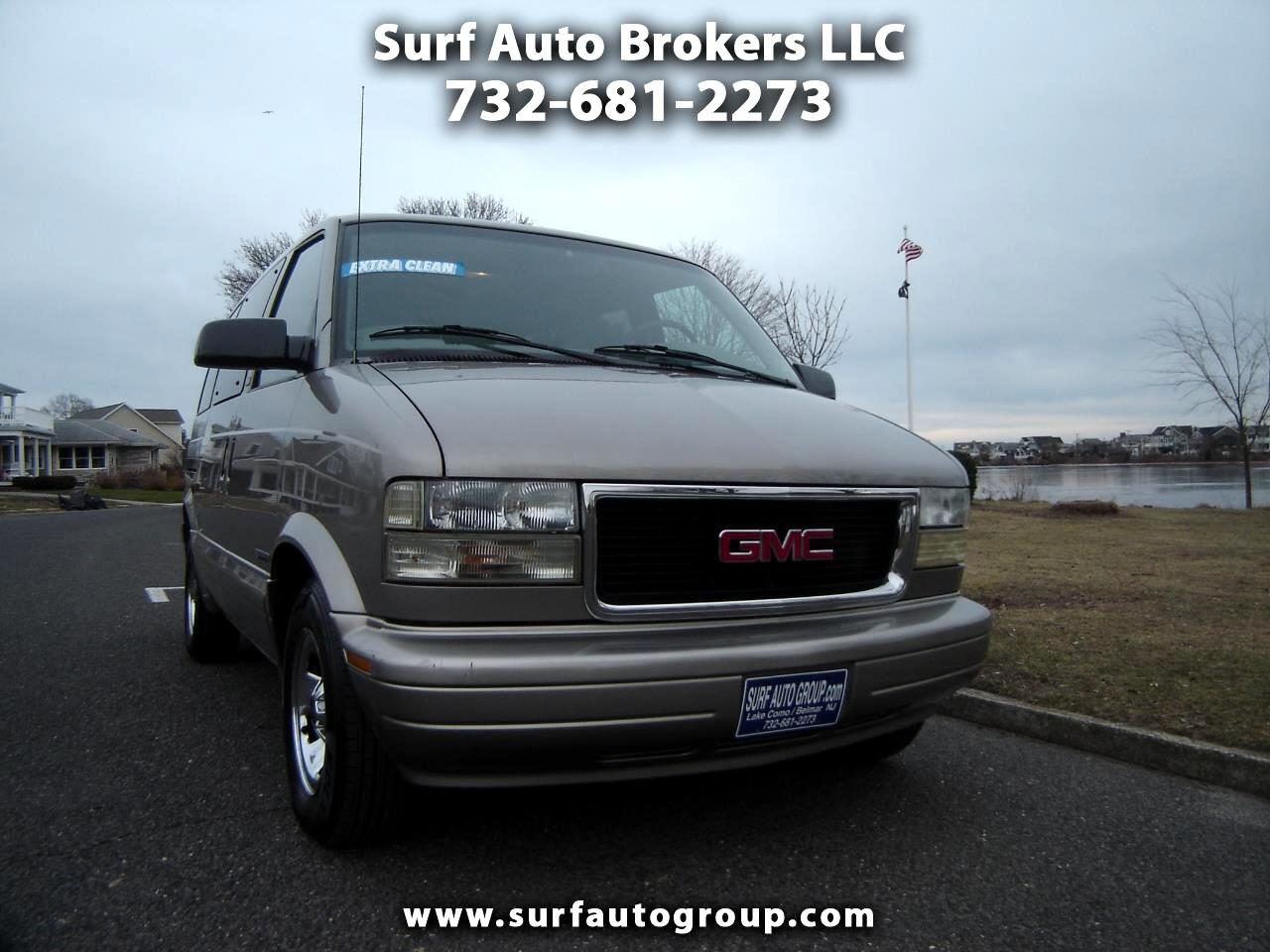 2002 GMC Safari SLE