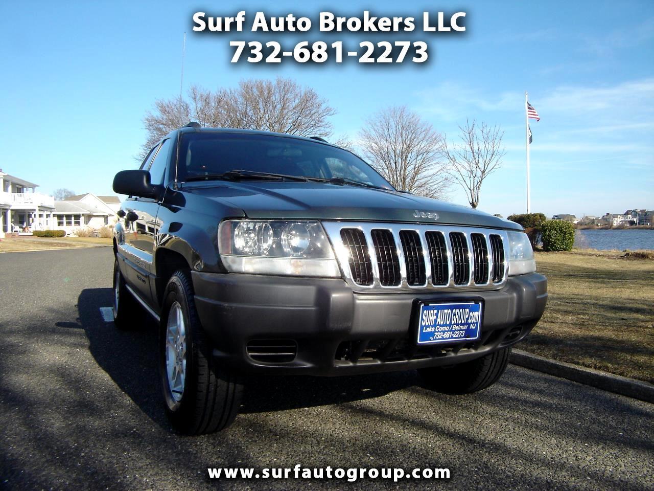 2002 Jeep Grand Cherokee Laredo 4WD