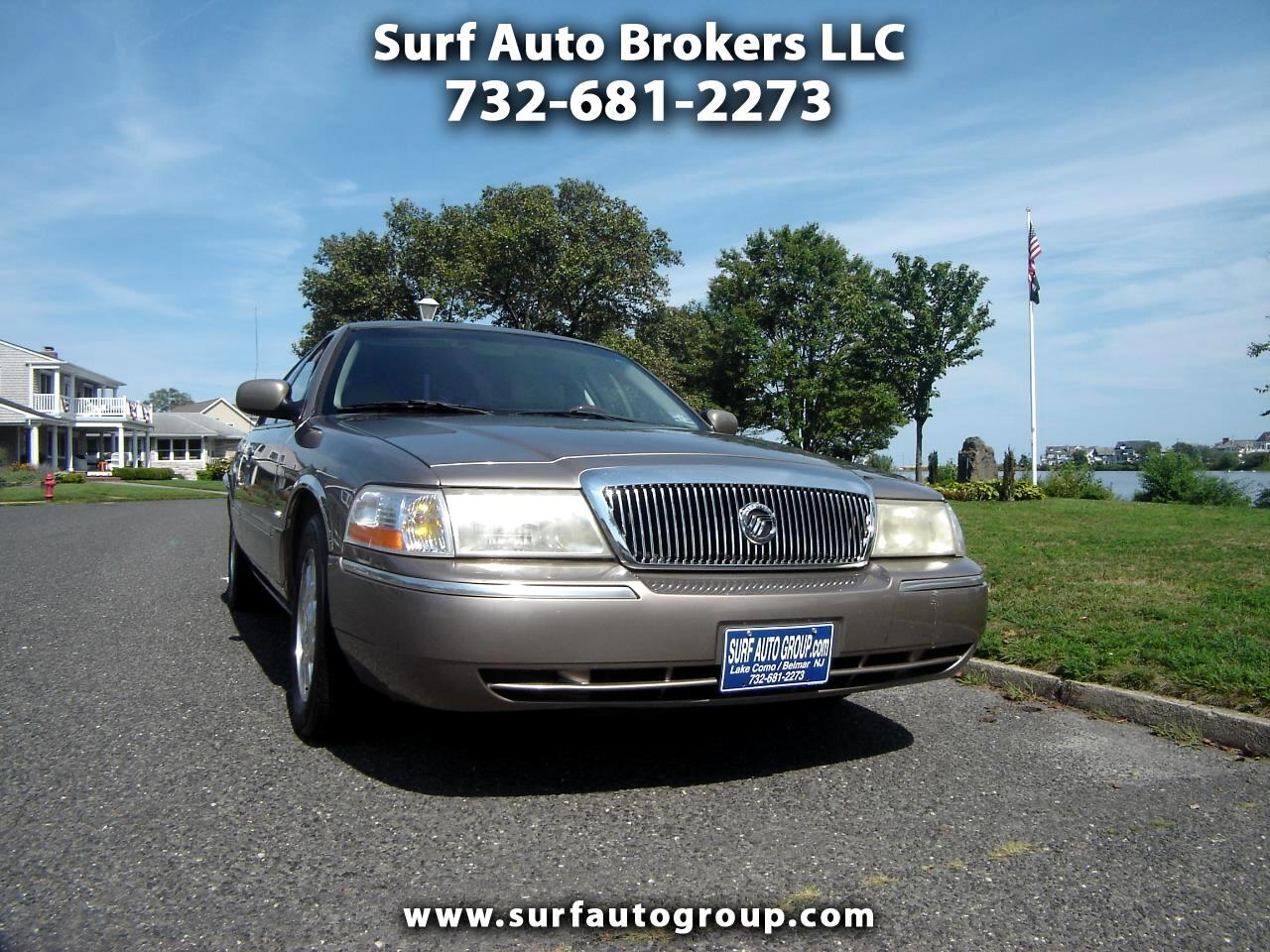 Mercury Grand Marquis LSE 2005