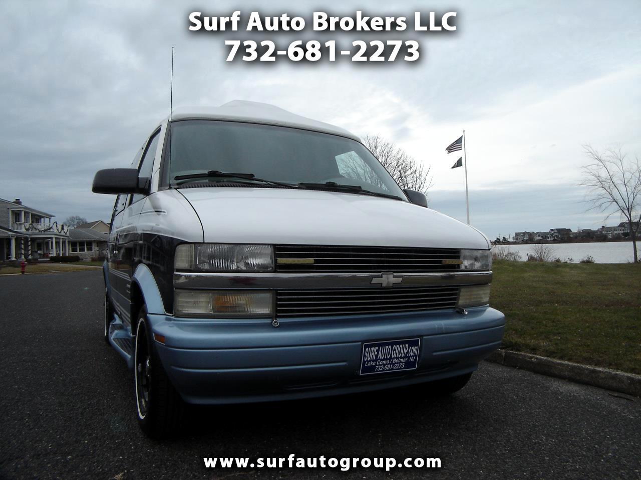 Chevrolet Astro Cargo Van 2WD 1999