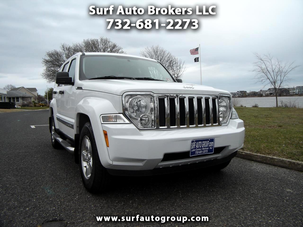 Jeep Liberty 4WD 4dr Arctic *Ltd Avail* 2012