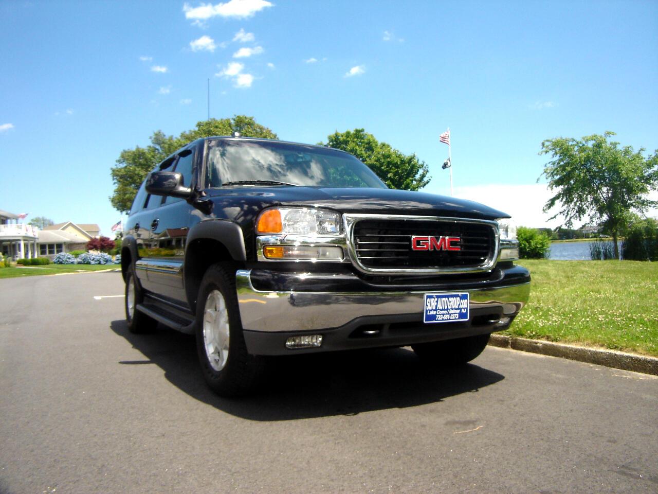 GMC Yukon 4WD 2005