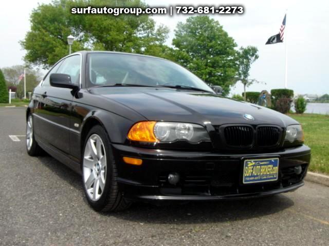 2003 BMW 3-Series 325Ci coupe