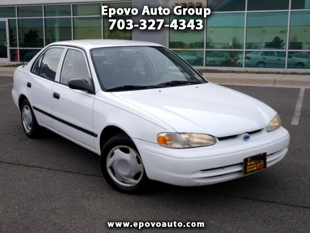 2001 Chevrolet Prizm Base
