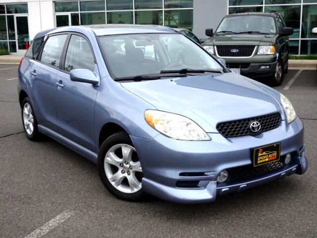 2003 Toyota Matrix 2WD