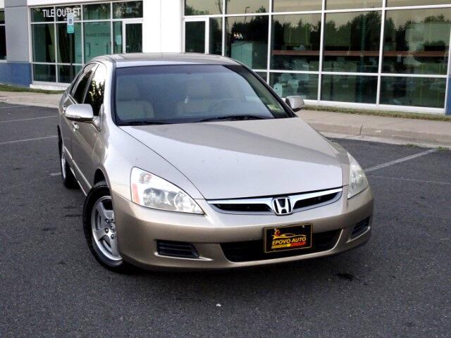 2007 Honda Accord Hybrid 5-Speed AT