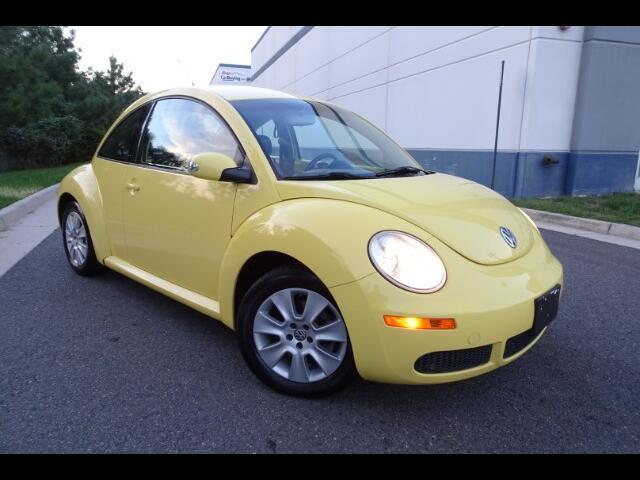 2009 Volkswagen New Beetle S PZEV