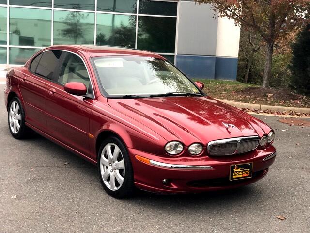 2006 Jaguar X-Type 3.0 Sedan