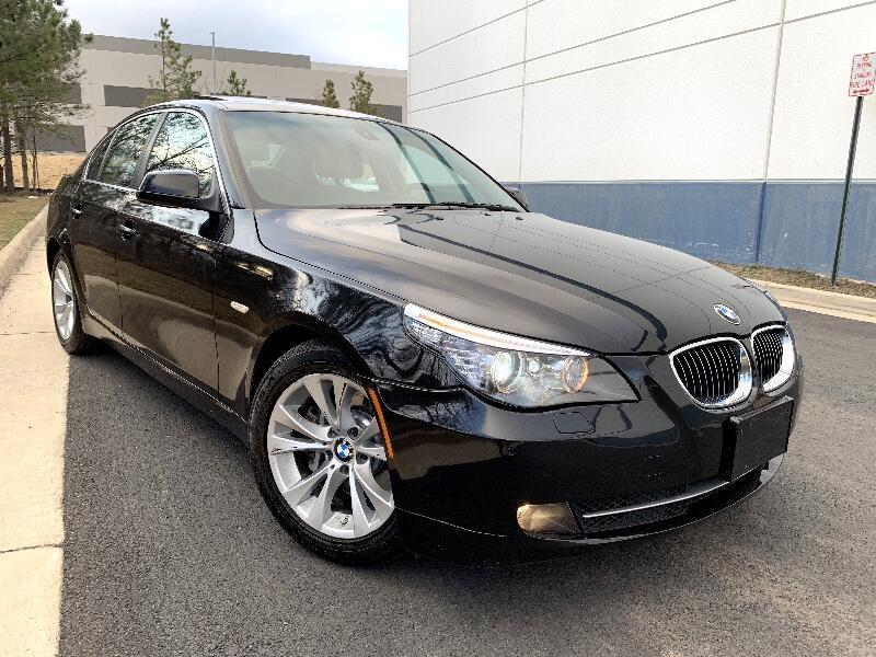 2010 BMW 5-Series 535i