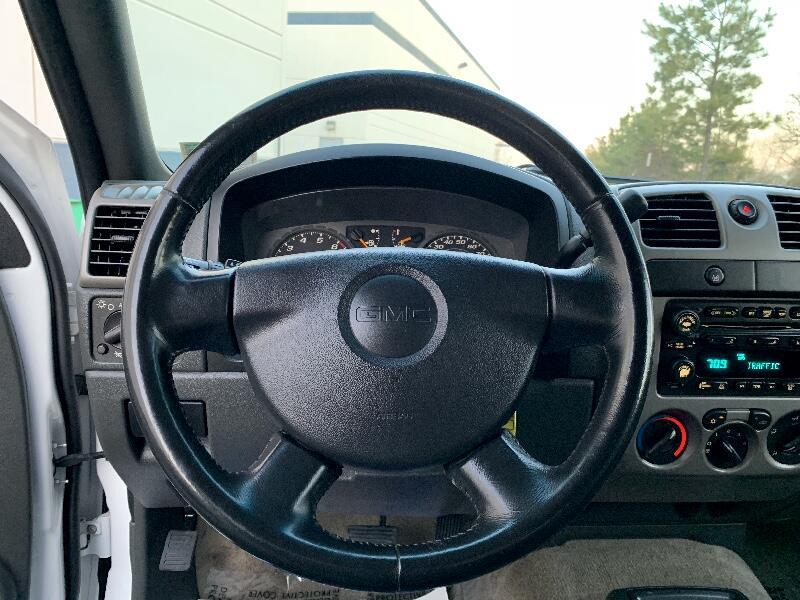 2005 GMC Canyon SLE Z71 Crew Cab W/1SE