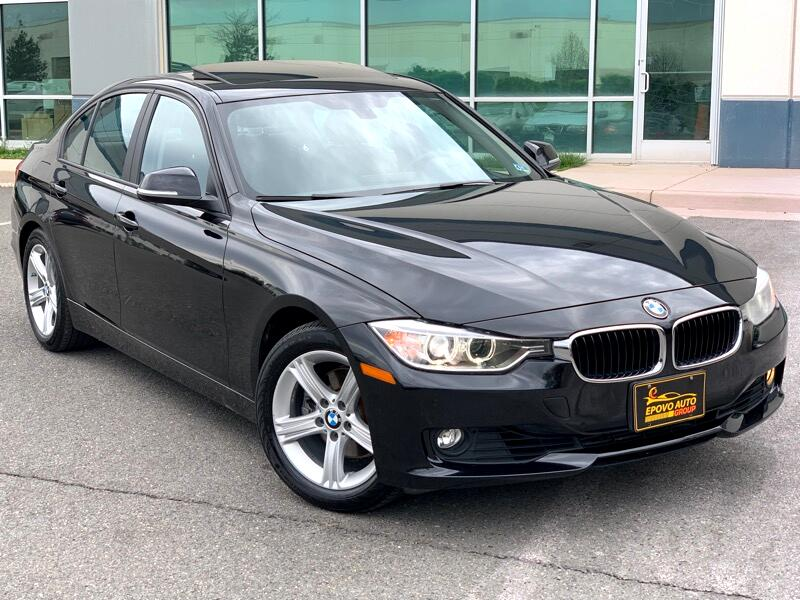 2013 BMW 3 Series 328i 4dr Sdn