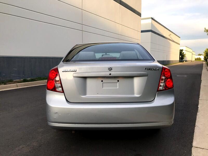 2005 Suzuki Forenza S