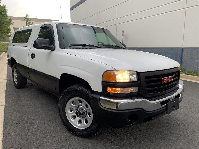 2005 GMC Sierra 1500 Long Bed 4WD