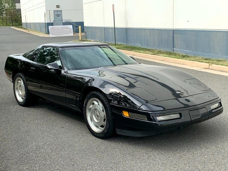 1995 Chevrolet Corvette 1LT Coupe Automatic
