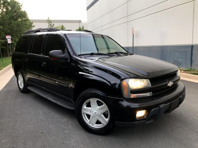 2002 Chevrolet TrailBlazer EXT 4WD 3RD ROW SEAT LEATHER SEATS MOON ROOF