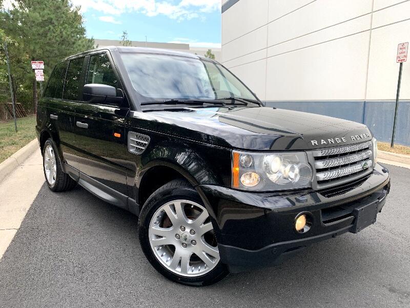 2006 Land Rover Range Rover Sport 4WD HSE Luxury Pkg Navigation