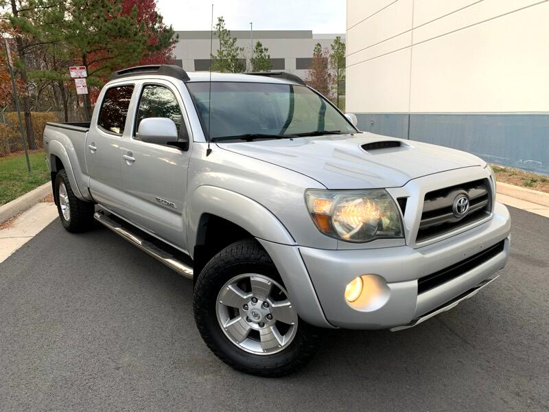 Toyota Tacoma 4WD SR5 Double Cab 6' Bed V6 AT (Natl) 2010