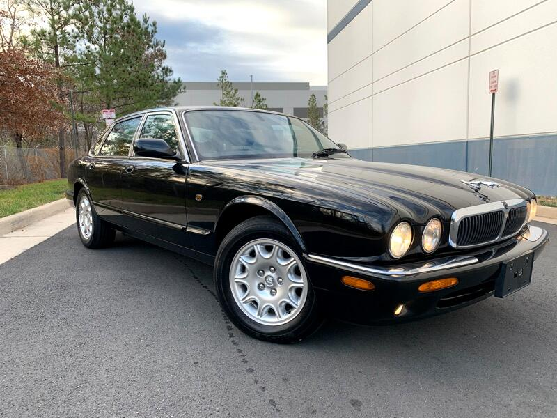 Jaguar XJ-Series XJ8 2002