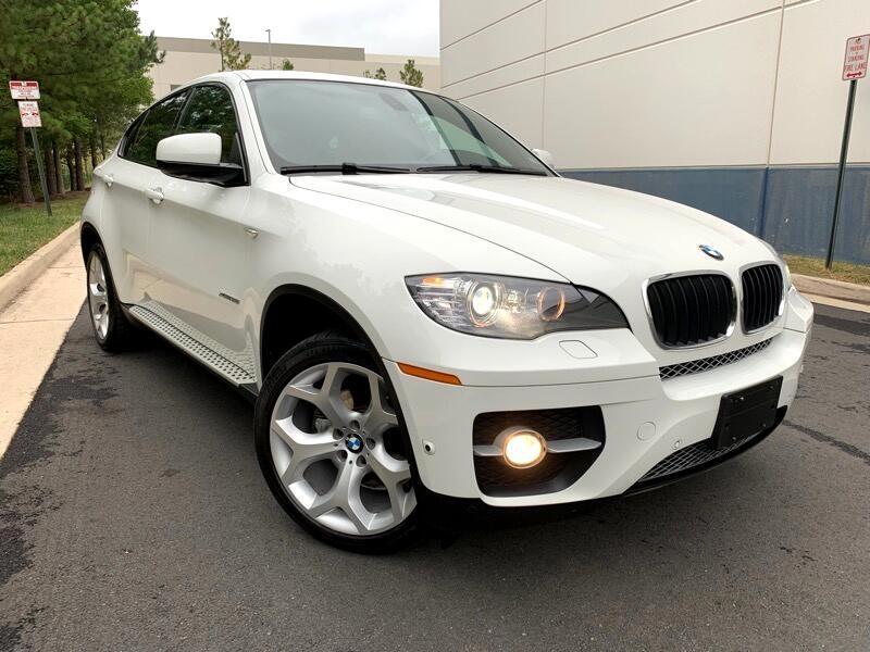 BMW X6 xDrive35i 2012