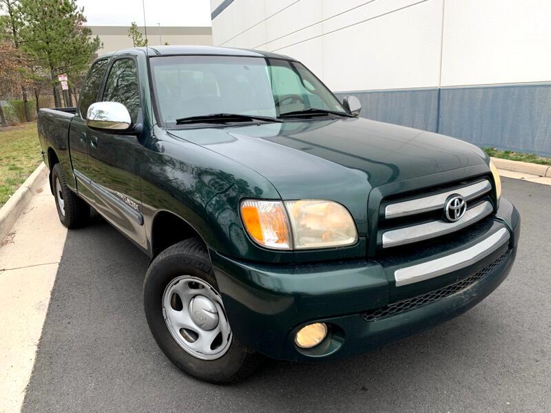 Toyota Tundra SR5 Access Cab 2WD 2004