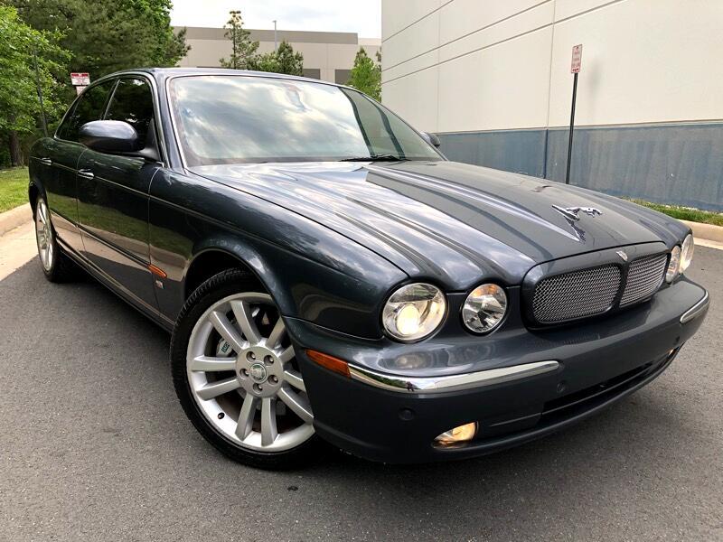 Jaguar XJ-Series  2004
