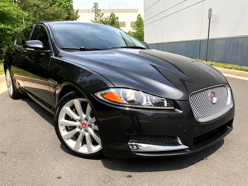 Jaguar XF-Series XF Supercharged 2014