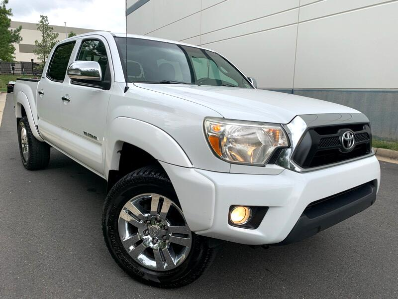 Toyota Tacoma Prerunner Limited Double Cab V6 at 2013