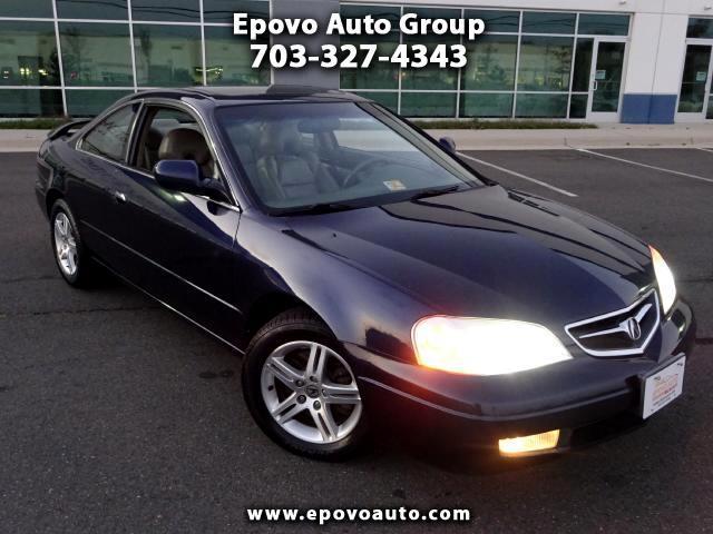 Acura CL 3.2CL 2001