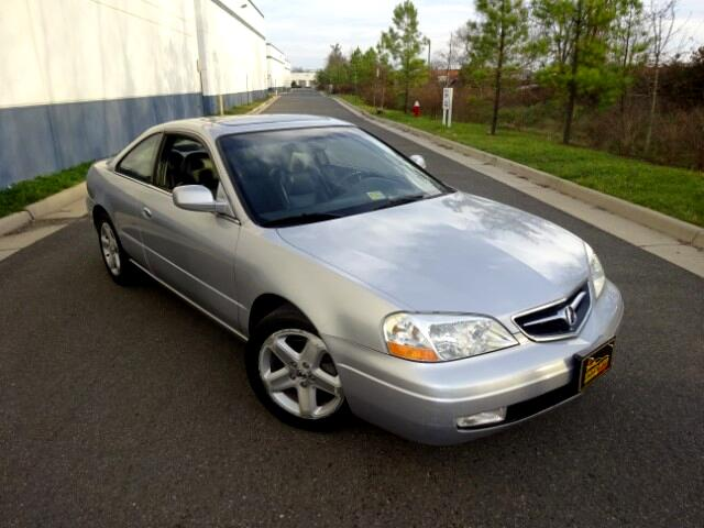 Acura CL Type-S with Navigation System 2002