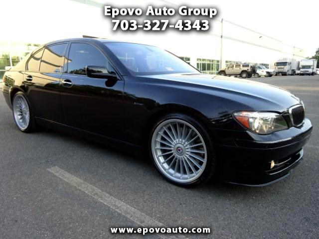 2007 BMW 7-Series Alpina B7
