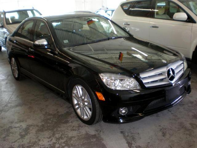 2009 Mercedes-Benz C-Class 3.0L LUXURY 4MATIC