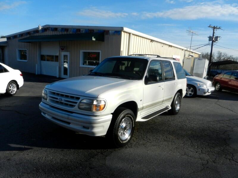 1998 Ford Explorer Limited 4-Door AWD