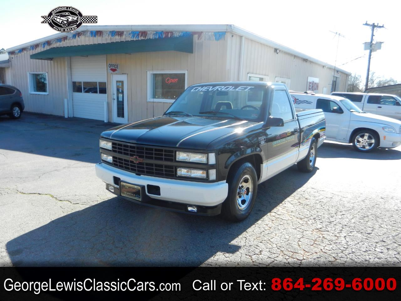 Chevrolet C/K 1500 Reg. Cab W/T 6.5-ft. bed 2WD 1993