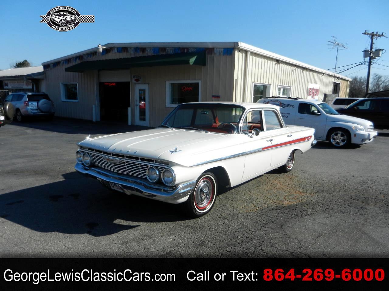 Chevrolet Impala 4dr Sdn 1961