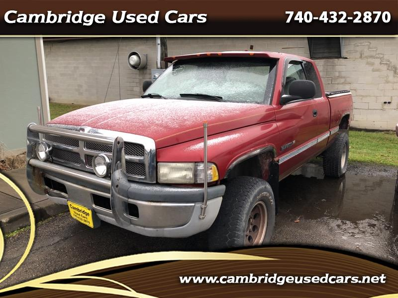 Used 2001 Dodge Ram 2500 For Sale In Cambridge Oh 43725
