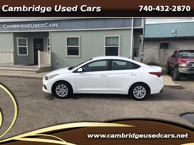 Used 2018 Hyundai Accent Se 4 Door 6a For Sale In