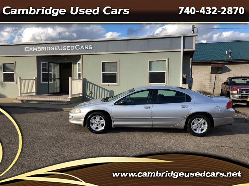 2003 Dodge Intrepid 4dr Sdn SE