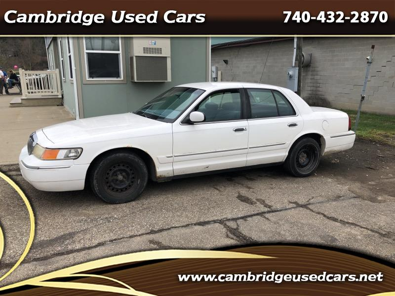 1999 Mercury Grand Marquis 4dr Sdn GS
