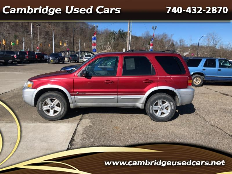 2006 Ford Escape 4dr 2.3L Hybrid