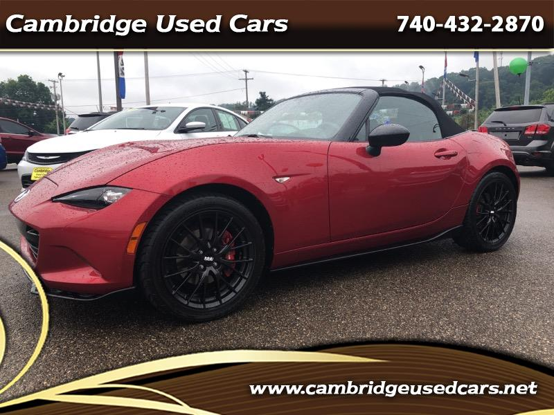 2016 Mazda MX-5 Miata 2dr Conv Man Club