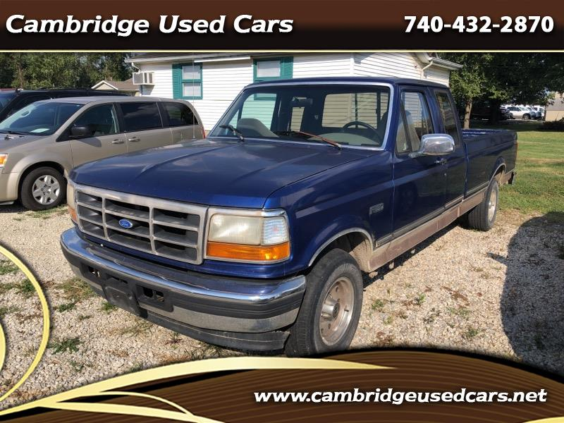 1996 Ford F-150 Supercab 138.8