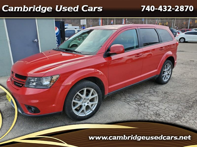 Dodge Journey AWD 4dr R/T 2016