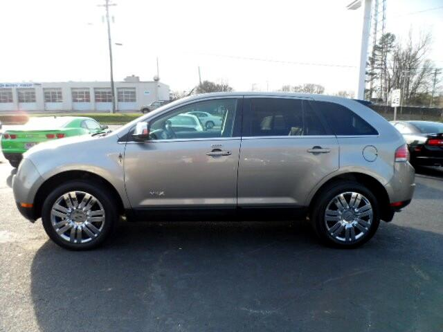 2008 Lincoln MKX Premier AWD