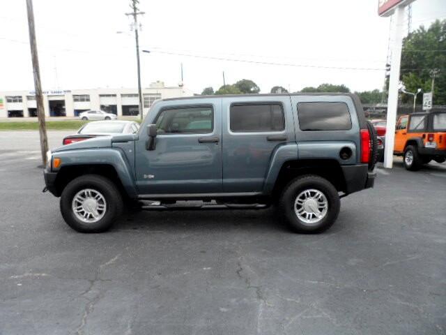 2006 HUMMER H3 Luxury 4WD