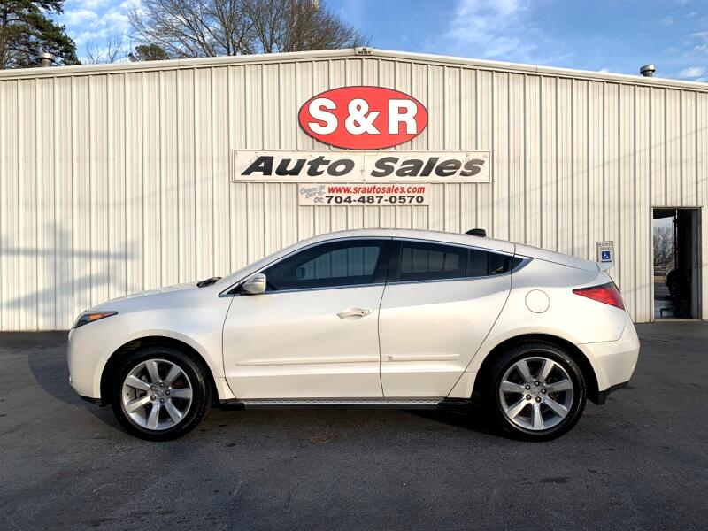 2010 Acura ZDX 6-Spd AT w/Adv Pkg